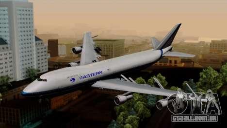 Boeing 747 Eastern para GTA San Andreas