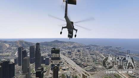 GTA 5 Aikido Free Cam sexta imagem de tela