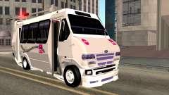 Ford Prisma IV Microbus