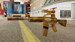 CAR-15 SA Style para GTA San Andreas