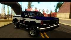 FDSA Brush Patrol Car