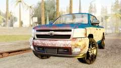 Chevrolet Silverado 2010 TLoU Edition