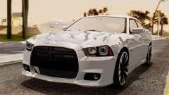 Dodge Charger SRT8 2012 LD para GTA San Andreas