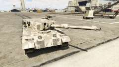 Miniatura Rhino tank