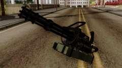 Original HD Minigun para GTA San Andreas