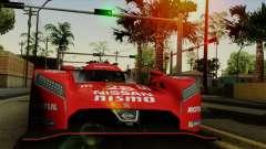 Nissan GTR LM LMP1 2015
