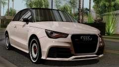 Audi A1 Quattro Clubsport