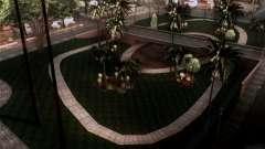 Novas texturas Skate Park