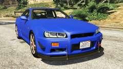 Nissan Skyline R34 GT-R 2002 v0.8 [Beta]