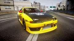 Nissan Silvia S14 TOKICO