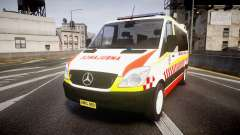 Mercedes-Benz Sprinter NSW Ambulance [ELS]