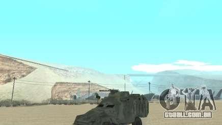 A APC 40 para GTA San Andreas
