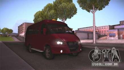 Gás 32213 para GTA San Andreas