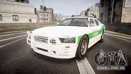 Bravado Buffalo Police [ELS] para GTA 4
