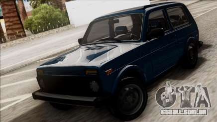 VAZ 2121 Niva BUFG Edição para GTA San Andreas