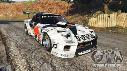 Mazda RX-7 MadMike v0.2 [Beta] para GTA 5