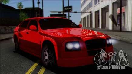 Chrysler 300C SA Style para GTA San Andreas