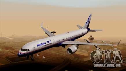 Boeing 757-200 (N757A) para GTA San Andreas