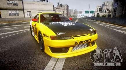 Nissan Silvia S14 TOKICO para GTA 4