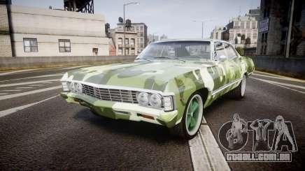 Chevrolet Impala 1967 Custom livery 6 para GTA 4