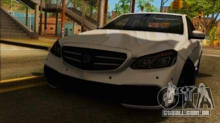 Mercedes-Benz E63 Brabus BUFG Edition para GTA San Andreas