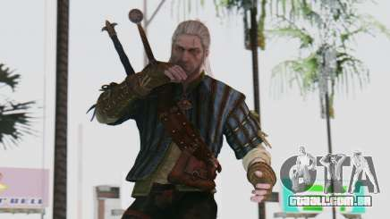 [O Game] Geralt para GTA San Andreas