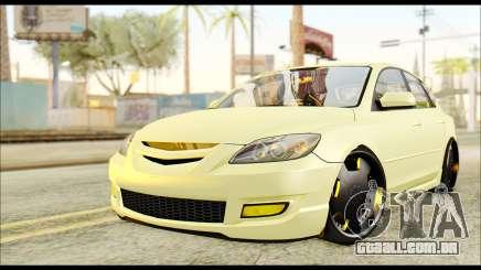 Mazdaspeed 3 Daglow v2 para GTA San Andreas