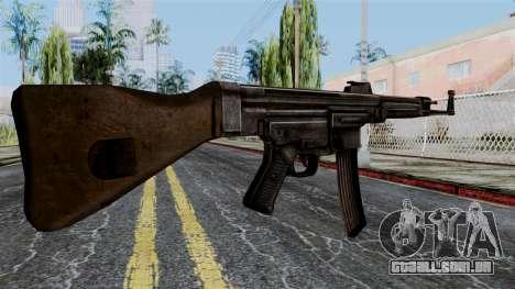 StG 44 from Battlefield 1942 para GTA San Andreas segunda tela
