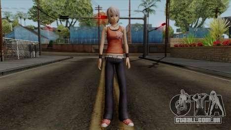Ashley Robbins - The Another Code R para GTA San Andreas segunda tela
