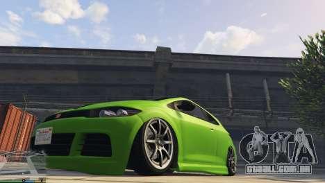GTA 5 Suspensão a ar v1.0 segundo screenshot