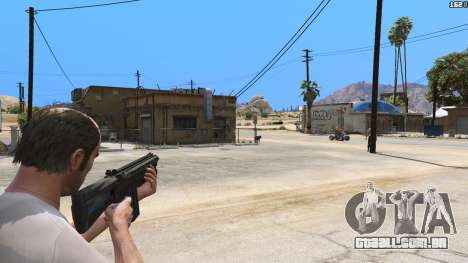 GTA 5 UTAS из Battlefield 4 terceiro screenshot