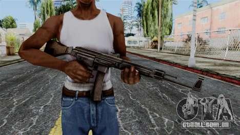 StG 44 from Battlefield 1942 para GTA San Andreas terceira tela