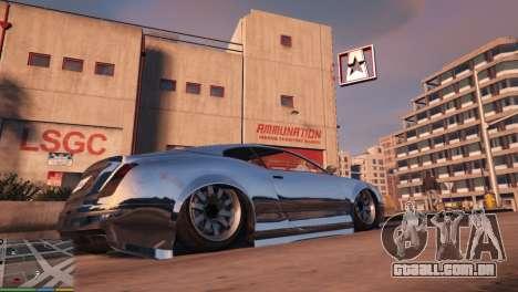GTA 5 Suspensão a ar v1.0 quarto screenshot
