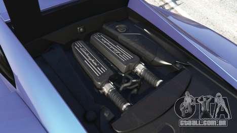 GTA 5 Lamborghini Gallardo LP 570-4 2011 Superleggera vista lateral direita