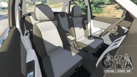Roda GTA 5 VAZ-2170 Lada Priora