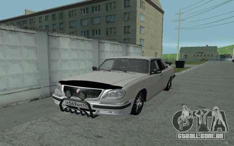 GAZ 31105 Volga para GTA San Andreas