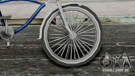 Aqua Bike from Bully para GTA San Andreas traseira esquerda vista