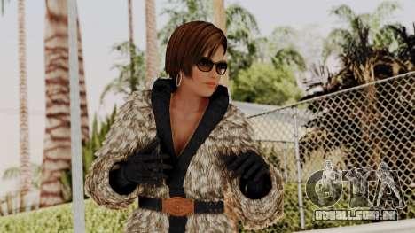 DOA 5 Lisa Hamilton Fashion para GTA San Andreas