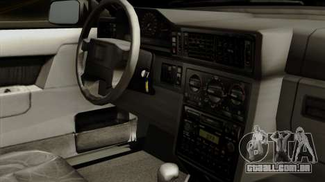 Volvo 850 para GTA San Andreas vista direita