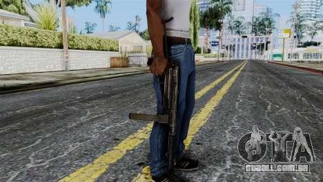 MP40 from Battlefield 1942 para GTA San Andreas terceira tela