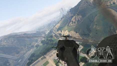GTA 5 MH-60L Black Hawk nono screenshot