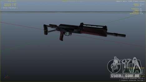SAIGA de Battlefield 4 para GTA 5