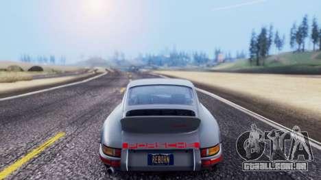 Project Reborn ENB Series para GTA San Andreas segunda tela