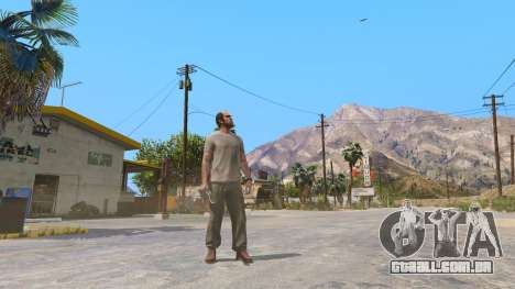 GTA 5 Kukri segundo screenshot