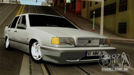 Volvo 850 para GTA San Andreas