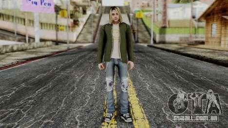 Kurt Cobain para GTA San Andreas segunda tela