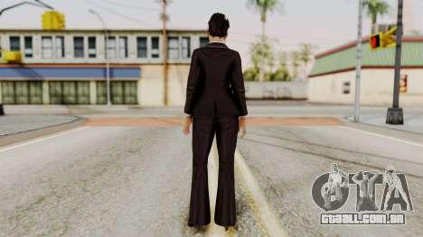 DOA 5 Miyako para GTA San Andreas terceira tela