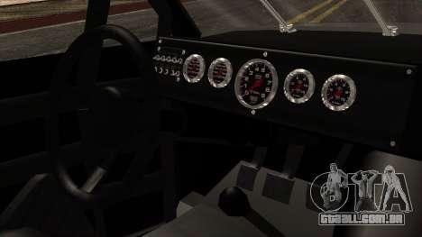 Pontiac GranPrix Hotring 1981 IVF para GTA San Andreas vista direita