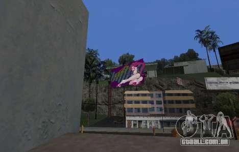 Candy Suxx billboard substituição para GTA San Andreas terceira tela
