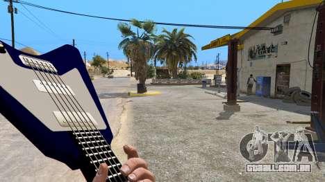 Gibson Flying V para GTA 5
